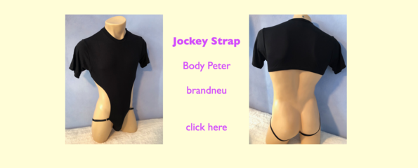 Jockey-Strap Body Peter