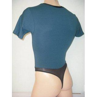 Herren-Body Shirt-Style Bi-Color