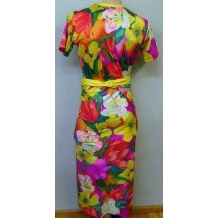 Sarong / Wrap-Around-Skirt Tropical