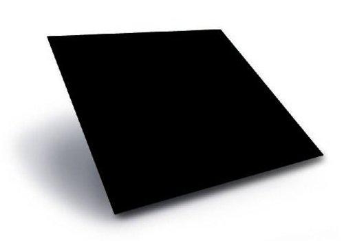 Obie ACP 1000 x 2000 x 3,0mm - Zwart