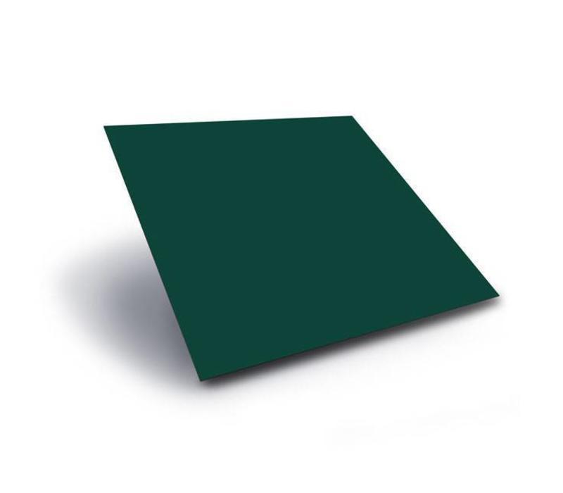 ACP (Aluminium composiet panels) 1220 x 2440 x 3,0mm - Groen (RAL 6009)