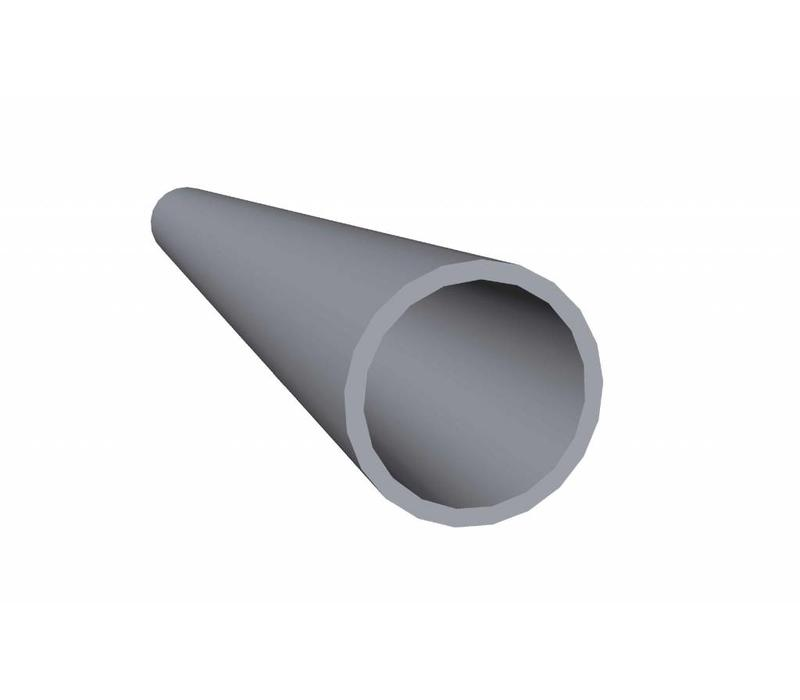 Aluminium buizen 42mm - Ronde buis Profiel - 18 meter in 6000 mm