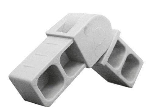 Obie Schanierverbinder - Draaibaar 20mm