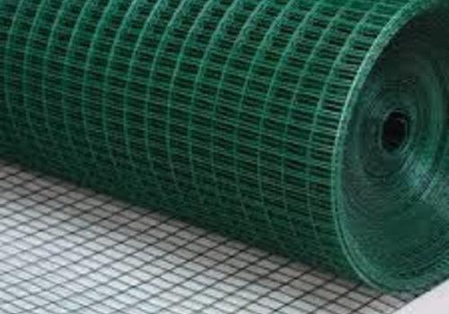 Aluka 12,7 x 12,7 x 1,05mm  - Groen