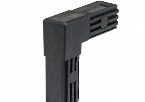2-Weg (L) met stalenkern - 20mm