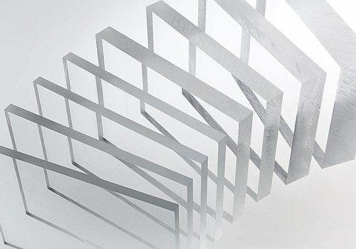Obie XT (Plexiglas acrylaat) Platen 1219 x 2438 x 3,0mm