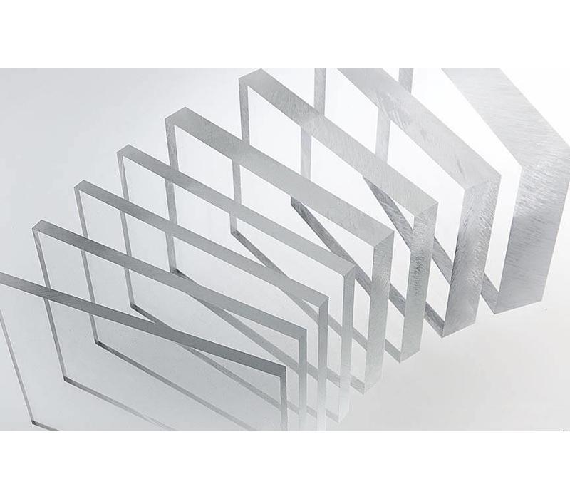 XT (Plexiglas acrylaat) Platen 1219 x 2438 x 3,0mm
