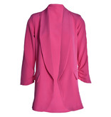 Blazer Here I am Fuchsia