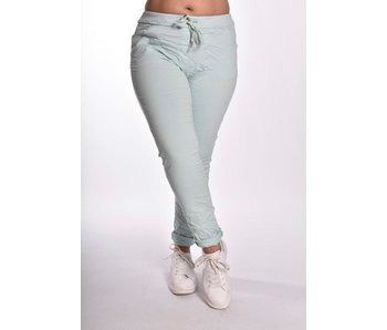 Broek make my day Basic 5CM+  Mint