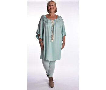 Tuniek Bella  - Mint