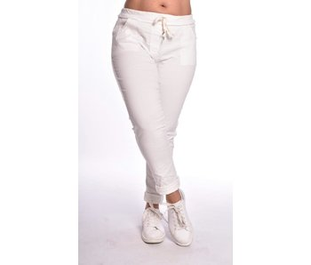 Broek make my day Basic 5CM+ - Roomwit