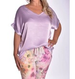 Top Pastel Party - Lila
