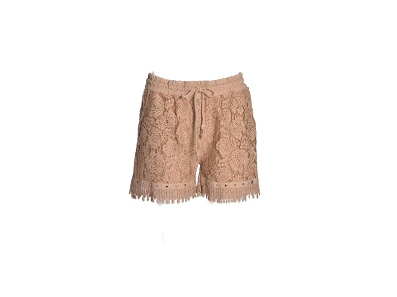 Short Lacey - Camel
