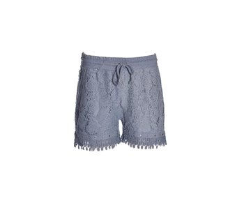 Short Lacey - Jeans blauw