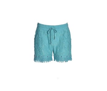 Short Lacey - Turquoise