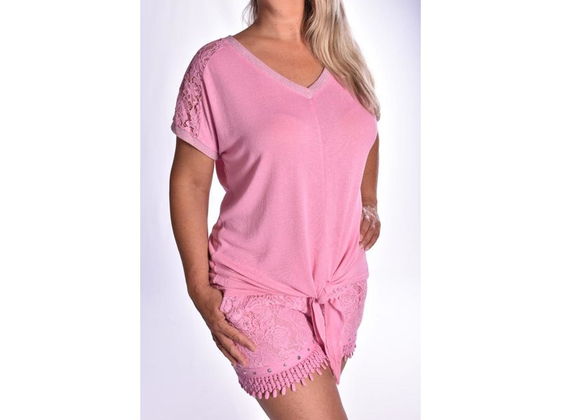 Top Lacey - Candy Roze