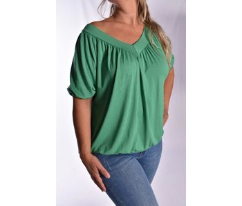 Top Perfect Fit  - Groen