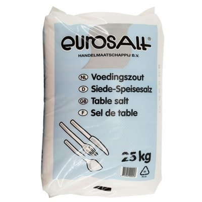 Zout 25kg