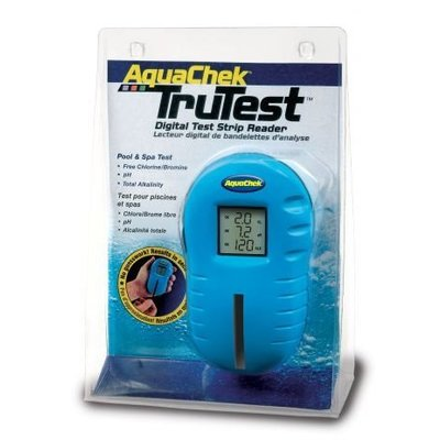 Aquachek Trutest digitale meting chloor en pH