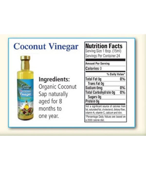 Coconut Secret Coconut Essig