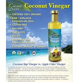 Coconut Secret Coconut Secret Raw Coconut Vinegar 375ml