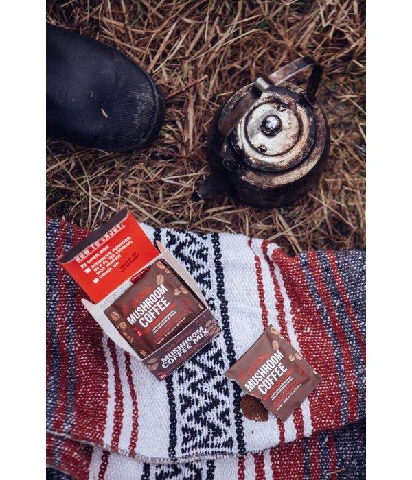 Four Sigmatic Mushroom Coffee with Cordyceps - Foursigmatic  - Copy