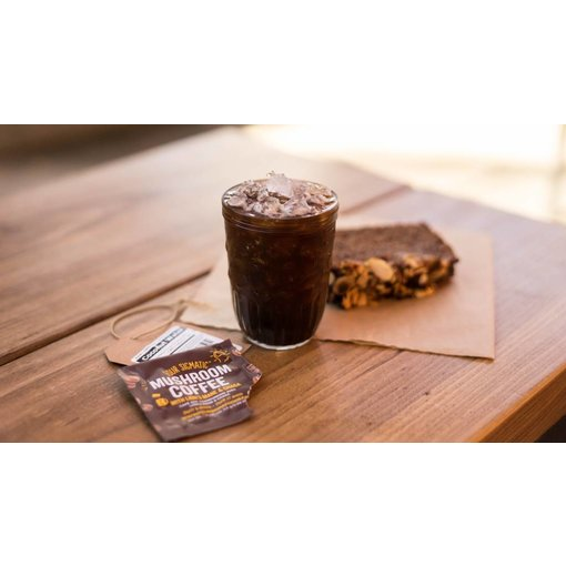 Four Sigmatic Mushroom Coffee with Cordyceps - Foursigmatic