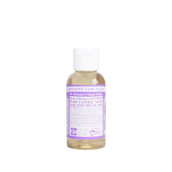Dr. Bronners - Lavendel Flüssigseife, 59ml