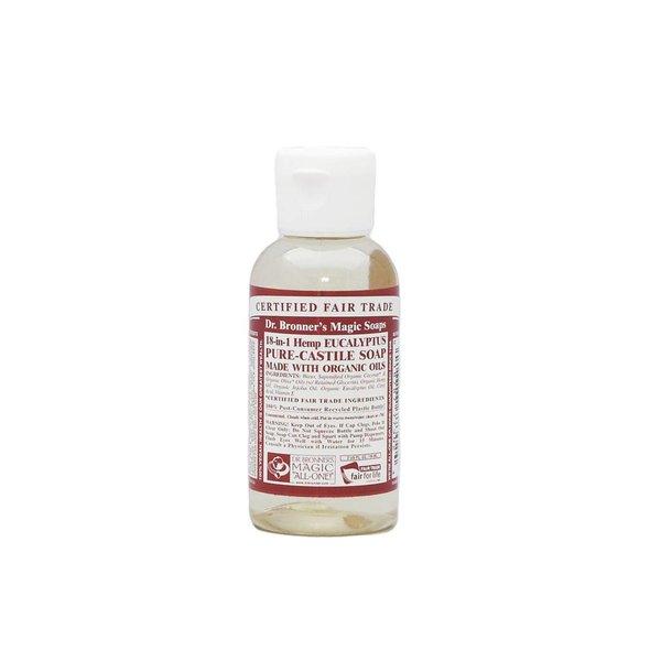 Dr. Bronners - Eukalyptus Flüssigseife, 59ml