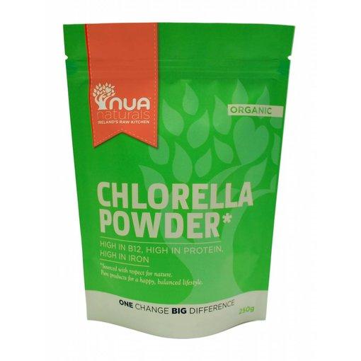 Nua Naturals Nua Naturals - Chlorellapulver, 250g - MHD 1.5.18