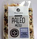 March & June March & June - Paleo Müsli Beeren & Mandel, 375g