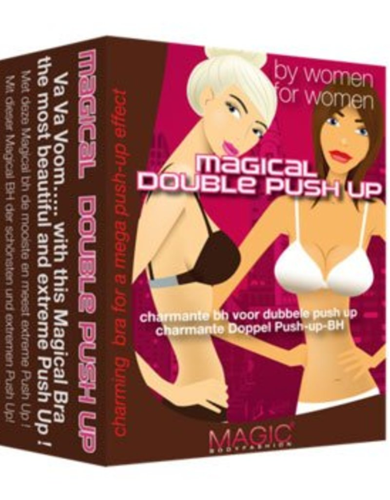 Magic Dubbele Push Up Beha