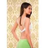 Magic Bra straps for a bare back