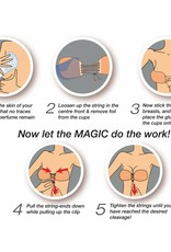 Magic Va-Va-Voom Push Up Bra