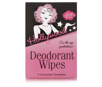 Deodorant Wipes