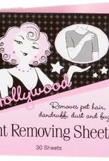 Hollywood Fashion Secrets Lint Removing Sheets