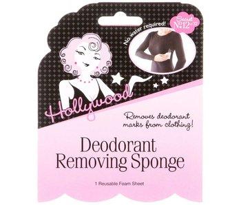 Deodorant Removing Sponge