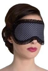 Julimex Zwart Slaapmasker