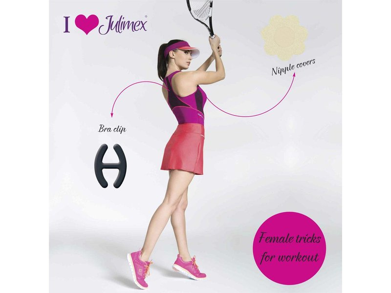 Julimex One-Off Nippless Covers