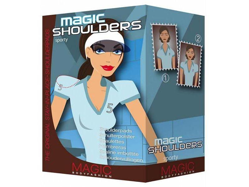 Magic Sporty Shoulderpads