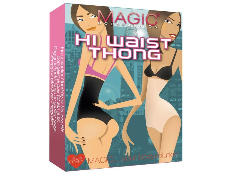 Magic High Waist Thong