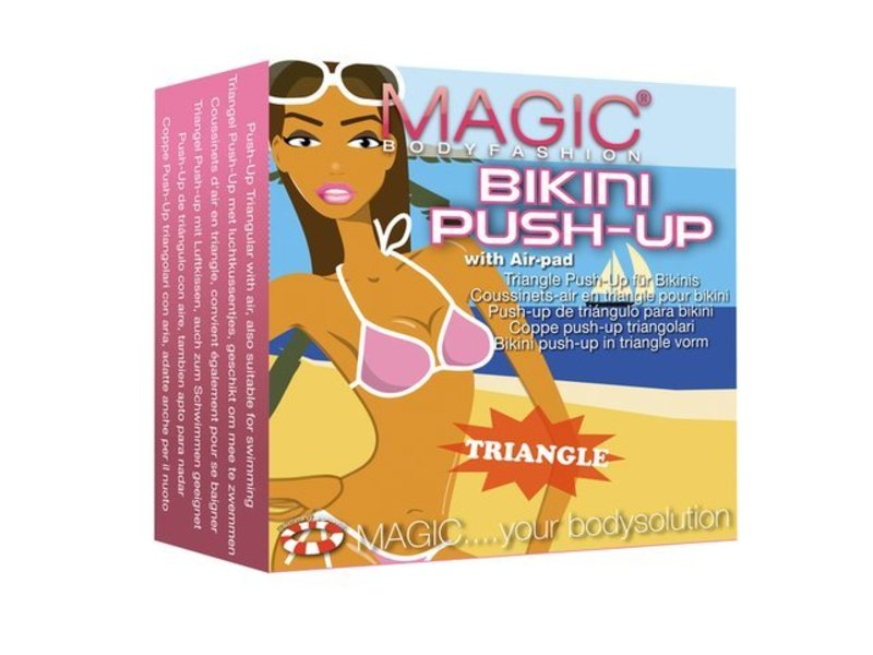 Magic Push Up Bikinis