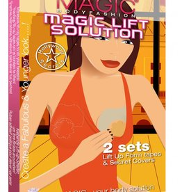 Magic Lift Solution silk covers