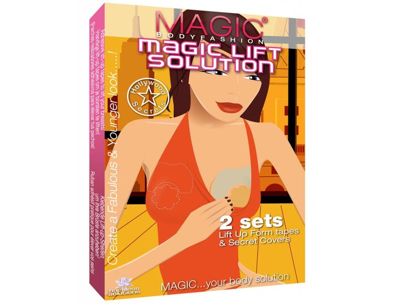 Magic Breast Lift Solution