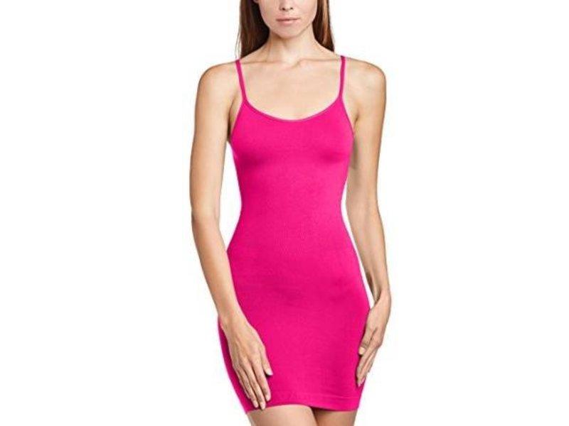 Magic Nahtlose Kleid Rosa S
