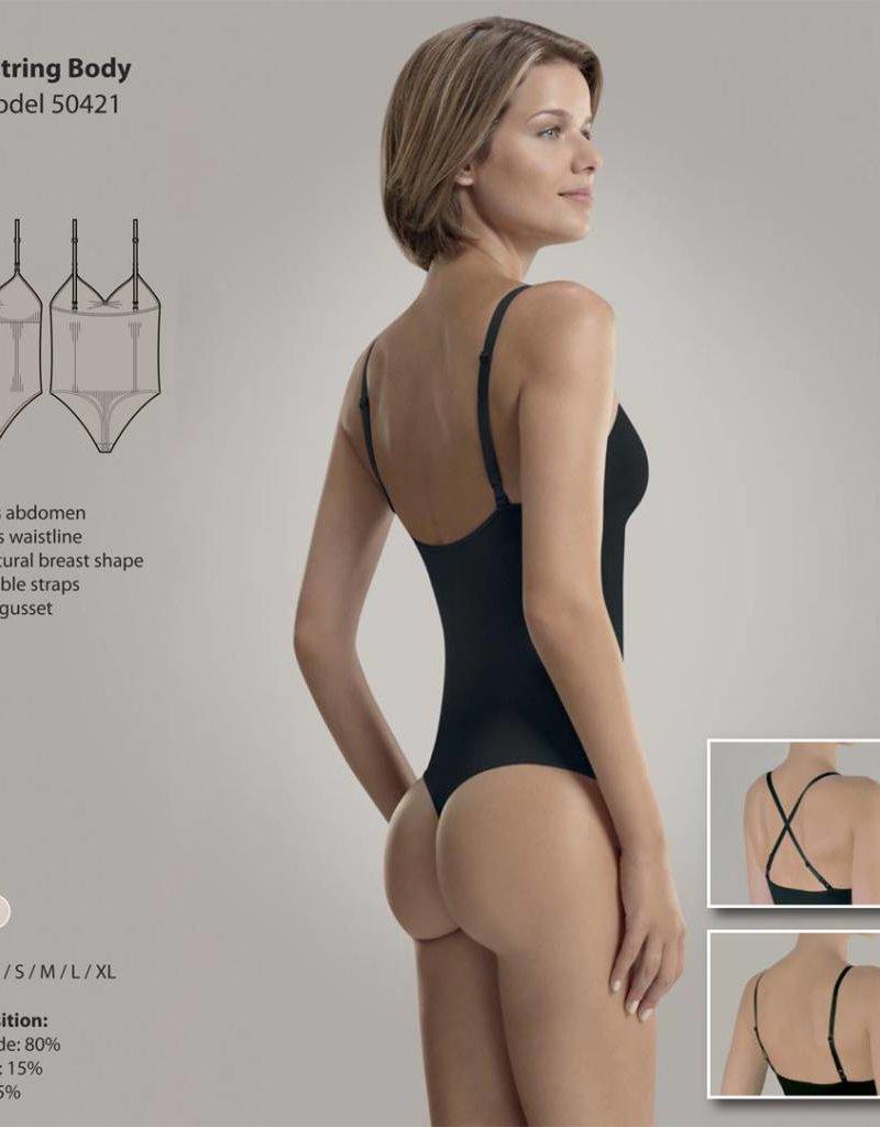 Plie G-String Body