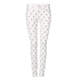 S17.16.4001 Circle of trust broek poppy print moon mist