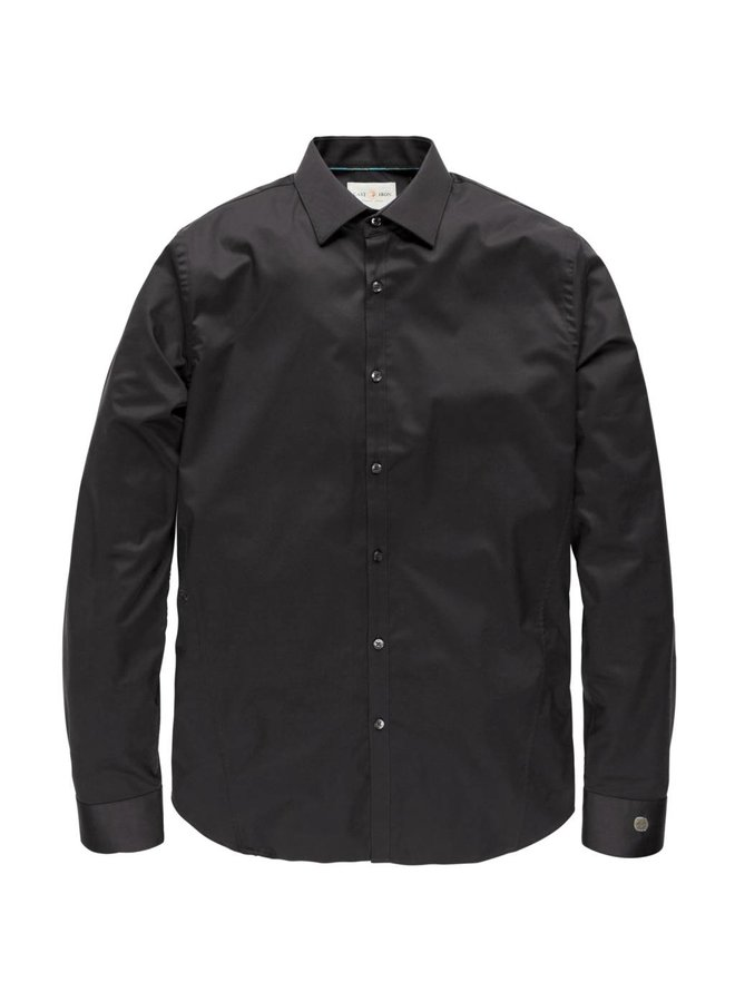 CSI00429 999 Cast Iron Long Sleeve Shirt Cobra, black
