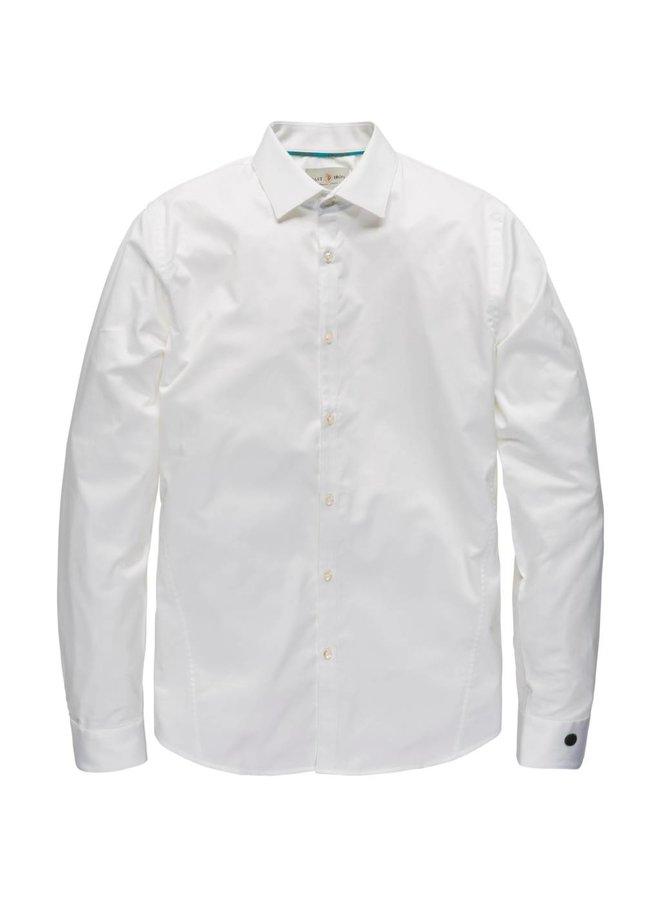 CSI00429 900 Cast Iron Long Sleeve Shirt Cobra, white