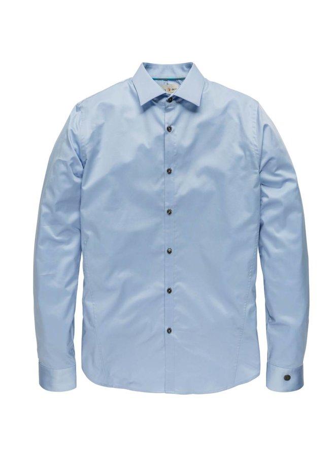 CSI00429 5316 Cast Iron Long Sleeve Shirt Cobra, licht blauw